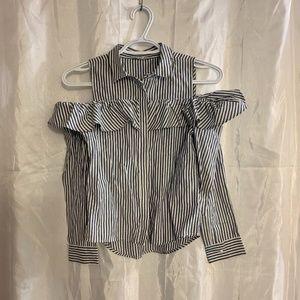 DEX - Cold shoulder blouse - Girl M(12)